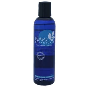 Raw Botanicals Papaya Tangerine Body Wash