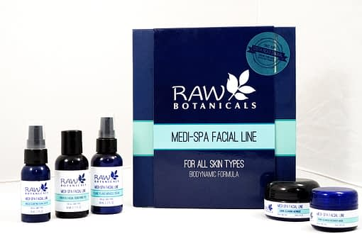 Organic Medi Spa Facial Kit