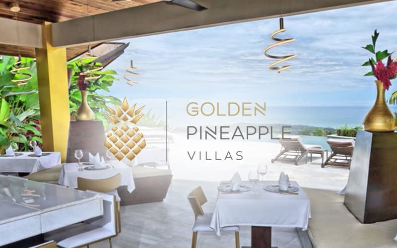 Golden Pineapple Villas